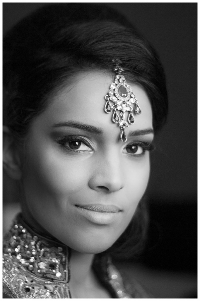 Muslim Bride Portrait